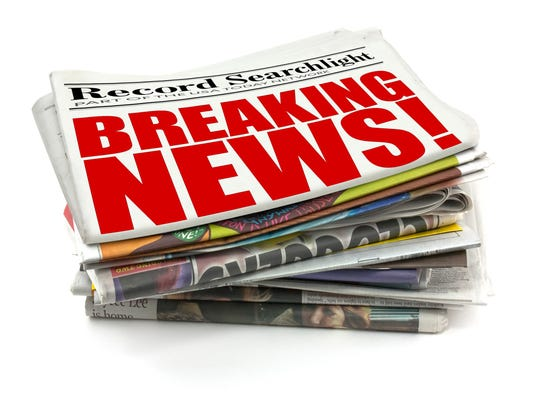 #stockphoto - breaking news