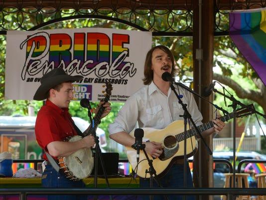 Pensacola Pride Festival in the Park 2