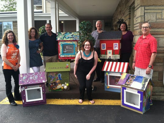 NRO 1 Little Free Libraries