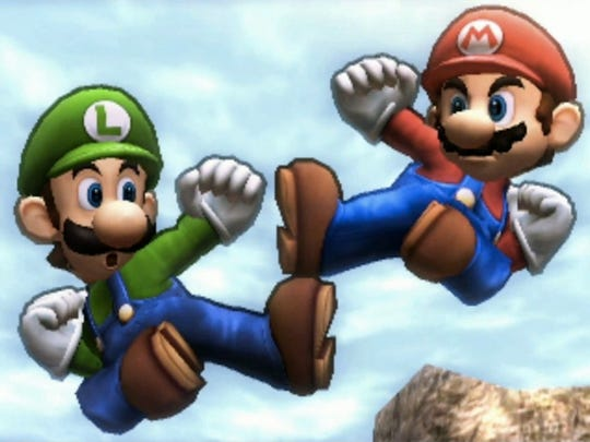 Combat remains excellent for Super Smash Bros. despite its move to the small screen.