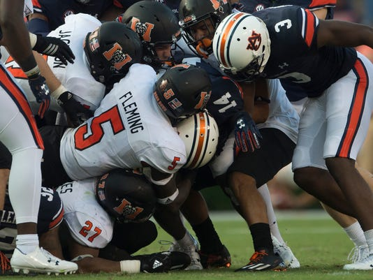 GAMEDAY: Auburn vs. Mercer