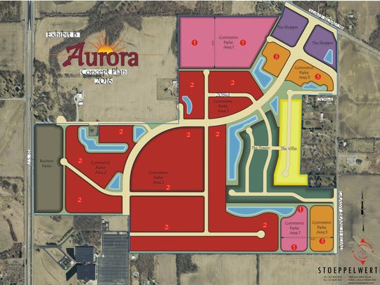 Westfield is considering a 314-acre project called