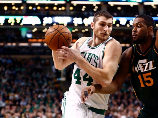 NBA: Utah Jazz at Boston Celtics