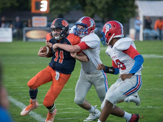 Harrison Ivy has started the season hot for Galion
