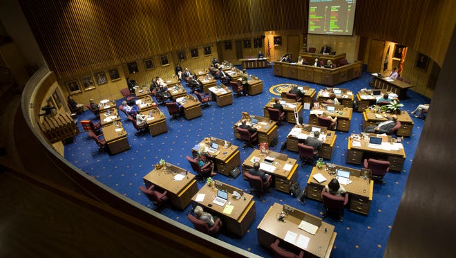The Arizona Senate