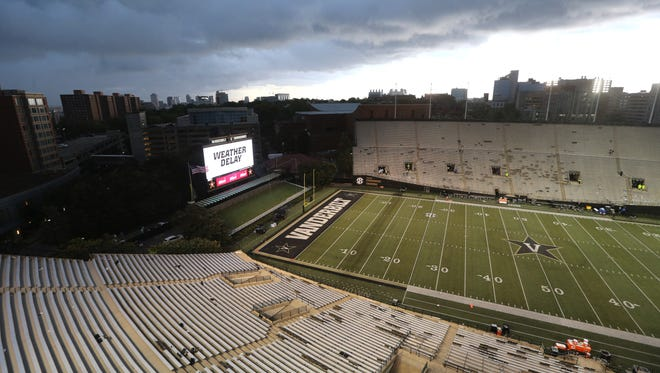 Vanderbilt Stadium has not undergone a major renovation since 1981.