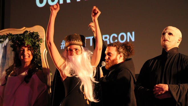 PotterCon, pictured in May in Detroit, comes to Asbury Park's Convention Hall on June 10.