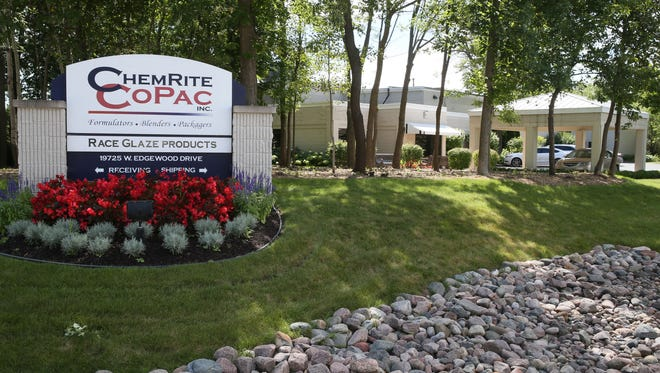 ChemRite CoPac Inc. in Lannon.  The FDA has warned the company about making oral hygiene and toxic car-care products on the same manufacturing line.