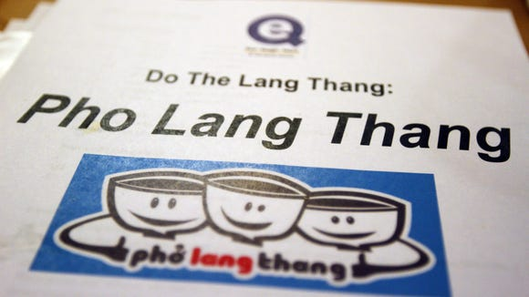 Pho Lang Thang is  located at Findlay Market in Over-the-Rhine.