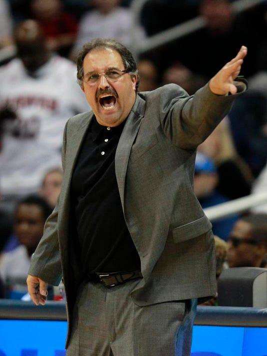 Pistons Van Gundy Basketball