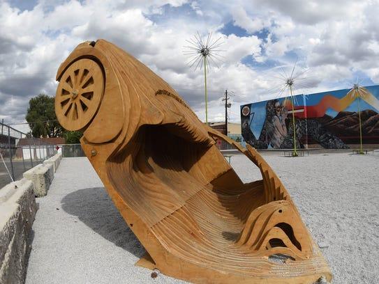 Burning Man Art - Electric Renaissance