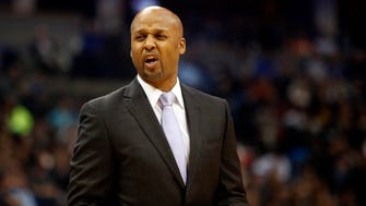 The Nuggets fired coach Brian Shaw on Tuesday.