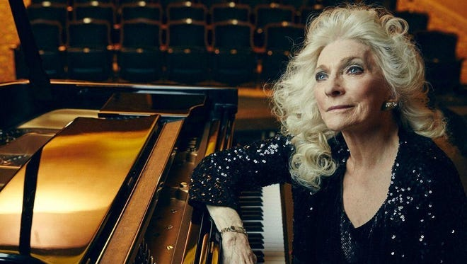 Judy Collins will perform with Stephen Stills on Monday at Binghamton University's Anderson Center.
