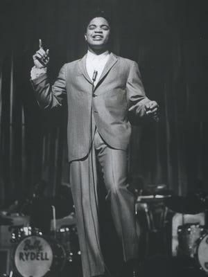 Jackie Wilson in 1969