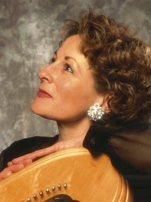 Harpist Heidi Lehwalder will be one of three featured musicians when the Chamber on the Mountain debuts its 2017-2018 concert series Sept. 24 at Logan House in Ojai.