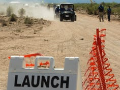 New reusable space vehicle to do test flight at Spaceport America