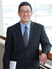 David Im, director of the Michigan Department of Health & Human Services' Center for Forensic Psychiatry.