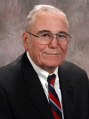 Chuck Davis, longtime school board member for Las Cruces