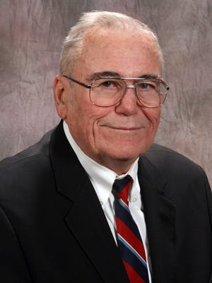 Chuck Davis, longtime school board member for Las Cruces Public Schools, died Thursday, March 9, 2017.