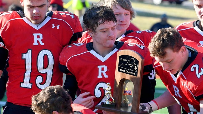Riverheads will start its quest for a third straight state title Aug. 31 at Bath County.