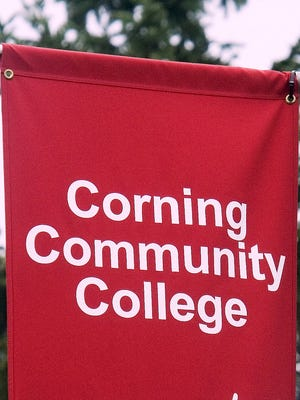 Corning Community College is locked in a contract dispute with its faculty.