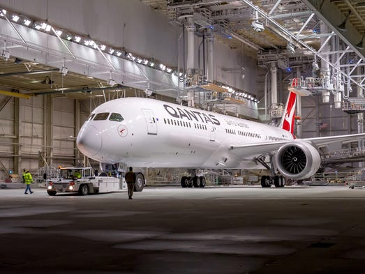 Qantas will use dreamliner for new route to san francisco stopboris Choice Image