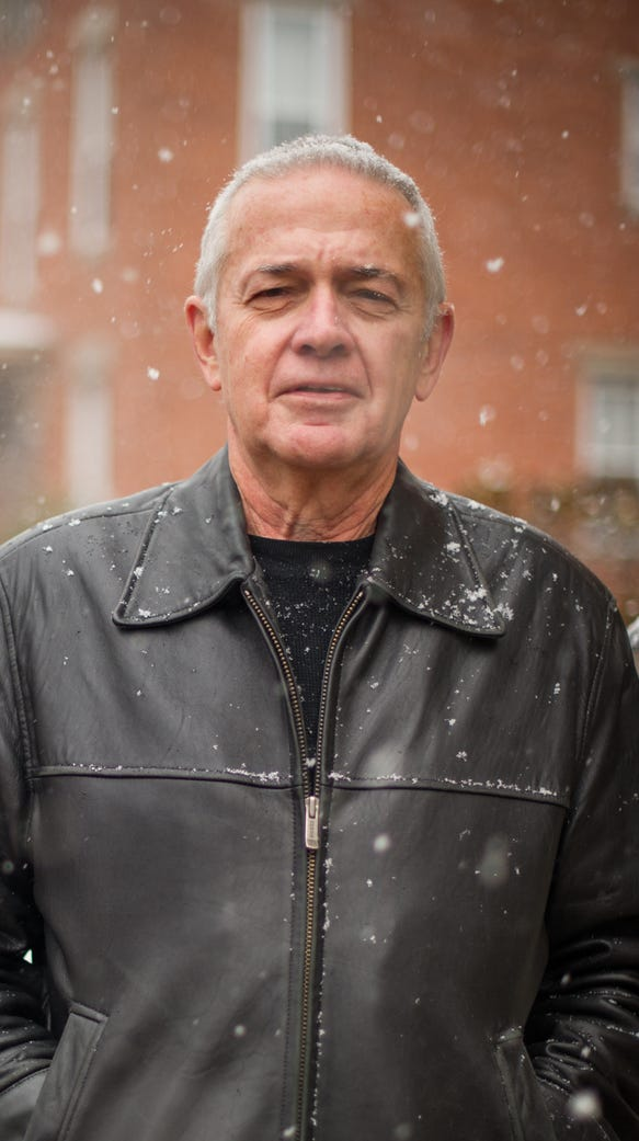 Rochester blogger Rich Gardner