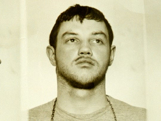 Robert N. Messersmith as shown in his 1969 mugshot