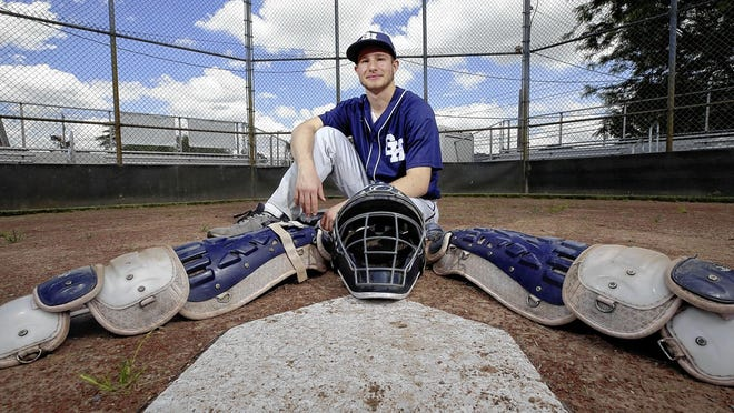 Senior catcher Jon-Micah Griffith, a Taylor University recruit, batted .352 and was named second-team all-league as a junior to help the Grandview Heights baseball team earn its first winning season since 2009.