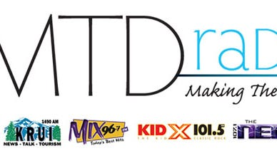 MTD Radio will conduct a live radio auction at 9 a.m. today on all five local and regional radio stations.