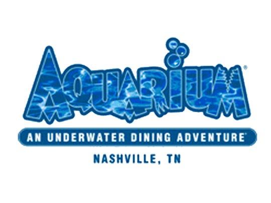 Aquarium Restaurant (Nashville) logo