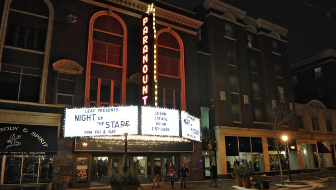 The 2017-2022 Capital Improvement Program includes possible renovation projects at Paramount Theatre in downtown St. Cloud.
