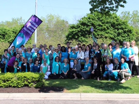 NRO ovarian cancer survivors