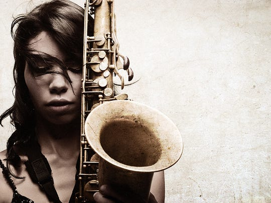Jazz saxophone phenom Melissa Aldana comes to Carnahan Hall for a weekend of performances.