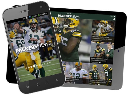 Get the latest on the Packers delivered to your iPhone,