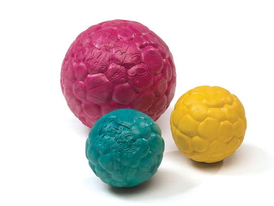 Boz balls are a great gift idea for your dog.