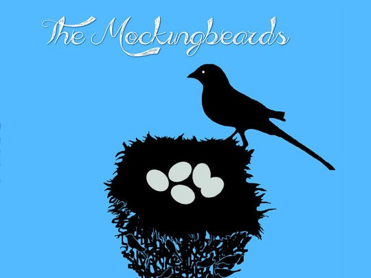 The Mockingbeards' self-titled debut is released this week.