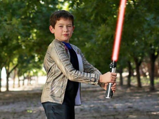 A Las Cruces salon, Studio 037, aims to raise awareness about fundraising efforts underway to benefit 10-year-old Aidan Snow, who's undergoing cancer treatment. A golf scramble tournament is set for Feb. 24 in Las Cruces, the proceeds of which will benefit Aidan.