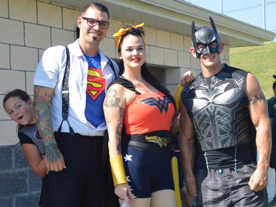 Join the Fairview Superhero Family 5K Run/Walk event