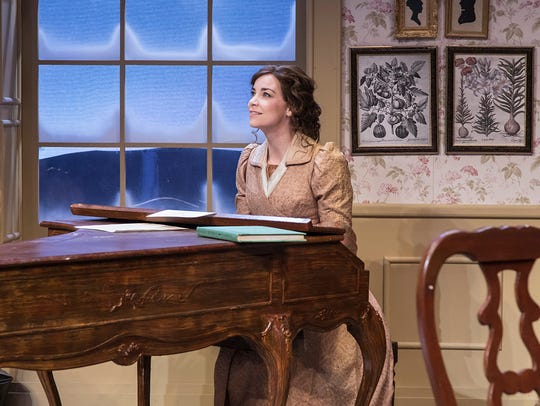 Donnla Hughes stars as Mary Bennet in Ensemble Theatre