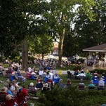 In past years, the Friday night concerts have drawn a crowd that enjoys the laid-back atmosphere.