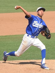 Standout pitcher Agustin Osegueda is back for Fillmore, which won the CIF-SS Division 7 title last season.