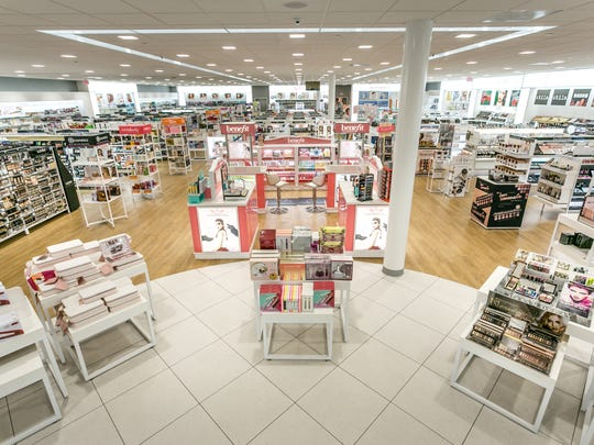Ulta Beauty has opened a Turnersville store as part of a national expansion effort.
