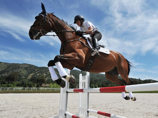 Visalia-native Lauren Billys and her Irish sport horse Castle Larchfield Purdy will be competing at the Rio 2016 Summer Olympics.
