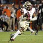 Florida State defensive back Jalen Ramsey is as confident as ever as the Seminoles prepare for the season.