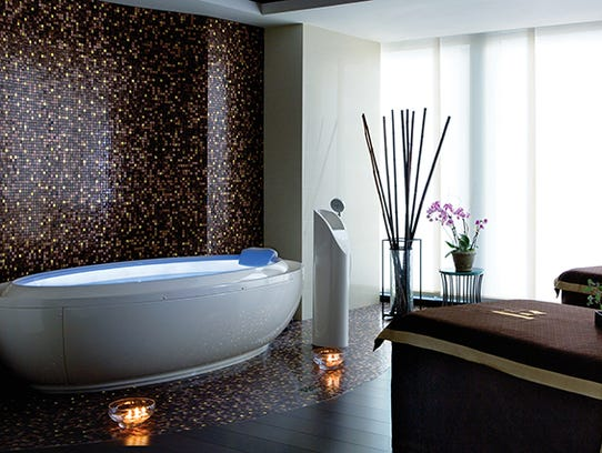 The Chuan Spa at The Langham Chicago hotel made the