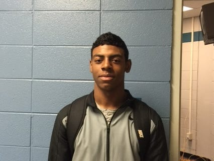 Polk County senior Jamal Wheeler has committed to play basketball for Catawba Valley Community College.