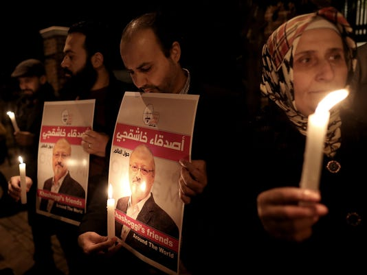 EPA EPASELECT TURKEY SAUDI ARABIA CRIME JOURNALIST CLJ CRIME TUR