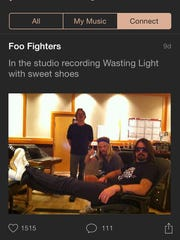 Stay in the loop with all things Foo Fighters through