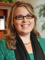 Shannon Perna, a Rodel Exemplary Teacher, teaches sixth